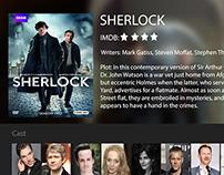 Sherlock Companion App