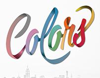Colors - Lettering