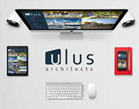 Ulus Architect Web Design