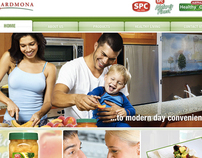 SPC Ardmona International Website