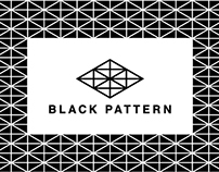 BLACK PATTERN - Branding Graphic Design