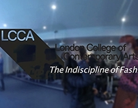 LCCA - The Indiscipline of Fashion