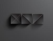 Branding graphic design for media company