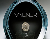 Valner Glass Logotype