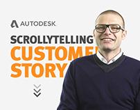 Autodesk | Scrollytelling customer story