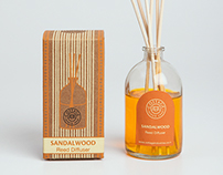 Cottage Reed Diffuser