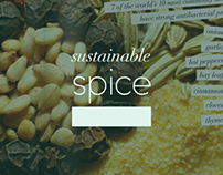 SUSTAINABLE SPICE