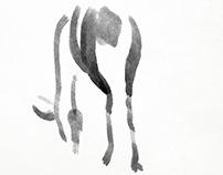 Drawing. animals