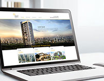 Select Homes Logo & Website