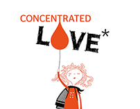 CONCENTRATED LOVE*