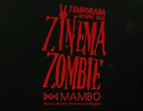 fiebre de zombie