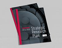 SFU - Strategic Research Plan