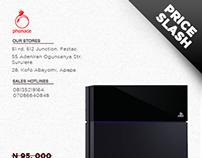 Phonace.com | Web ad banners