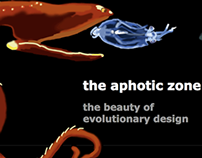CSS Aphotic Zone (Web Design)