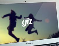 Canal Giz e programas - Identidade Visual