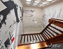 Escalier de l'ange