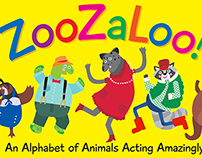 ZooZaLoo! Book Illustration