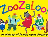 ZooZaLoo! Book Illustration