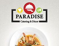 Paradise Catering Business Proposal Year: 2017