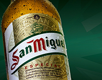 San Miguel - Digital Activation