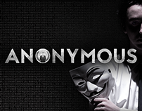 ANONYMOUS | Concept Trailer & Poster