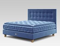 Product Visualization Project - Saffron Beds Models