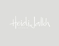 Rediseño de marca Heidi Jalkh