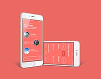 Travel Apps Design