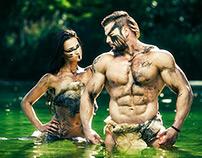 Amazon Warrior Lovers