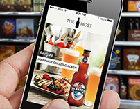 The Beer Host - Molson Coors microsite