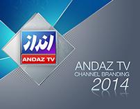 Andaz Channel Branding