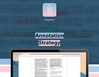 Annotation and Elaboration