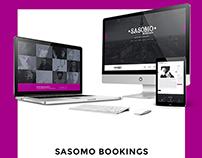 Sasomo Bookings