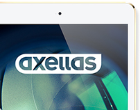 Consulting Company Identity, Axellas