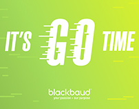 Blackbaud Sales Kick-Off Branding