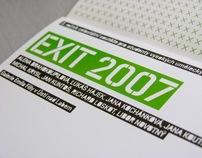 EXIT 2007 catalogue