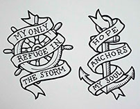Nautical Scripture Series