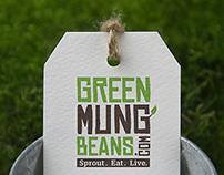 Logo Design - Green Mung Beans