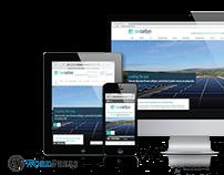 Low Carbon Energy - Responsive WordPress Website