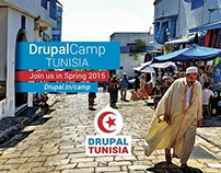 Drupal Tunisian community designs