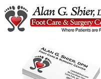 Foot Care & Surgery Center logo