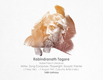 Rabindranath Tagore 148th Birthday