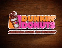 Donkin Donuts