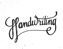 Handwriting, free day