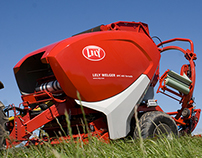Agricultural equipment for Lely