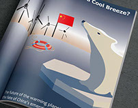 Global Warming Poster Design