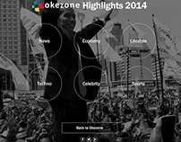 Okezone HIghlights 2014