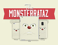 The Monsterrataz: Father Christmas J. Monster