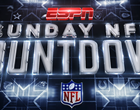ESPN NFL Sunday Countdown Open