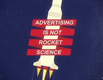Advertising is not rocket science